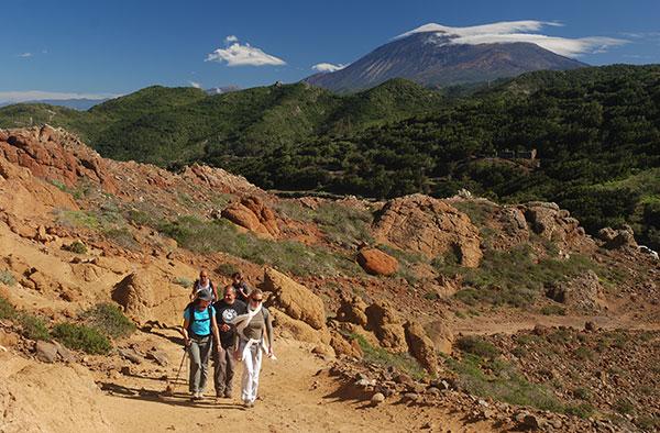 Massif du Teno – Randonnée Hors des Sentiers Battus